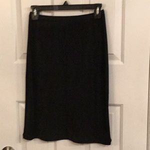 Carole Little black pencil skirt